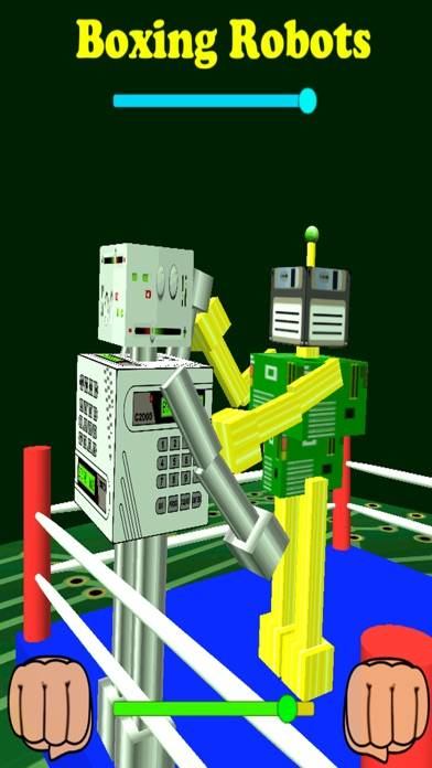 Boxing Robots Pro Walkthrough (iOS)