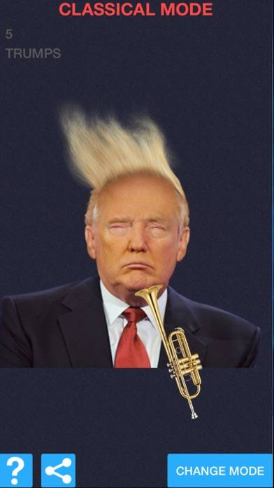Donald Trumpet Walkthrough (iOS)