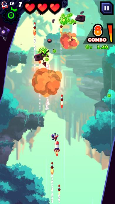 Missileman Walkthrough (iOS)