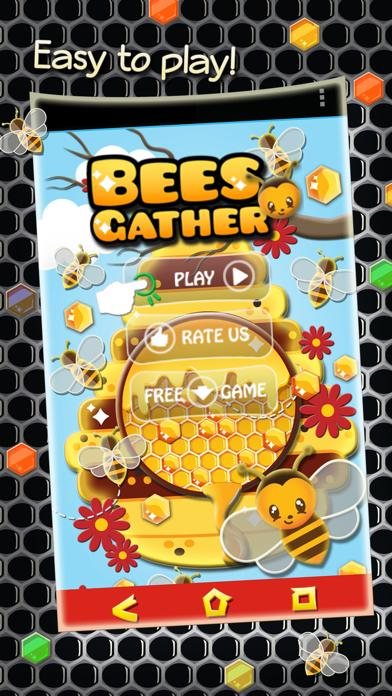 Bees Gather Honey Walkthrough (iOS)