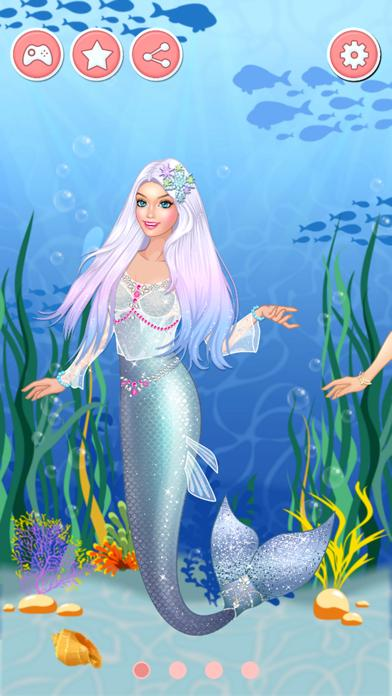 Mermaid Princess Beauty Walkthrough (iOS)