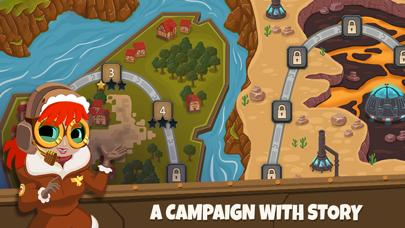 Gold Rush TD Walkthrough (iOS)