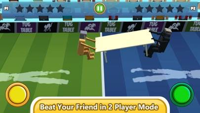 Tug The Table 3D Physics War Walkthrough (iOS)