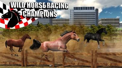 Wild Horse Racing Champions Walkthrough (iOS)