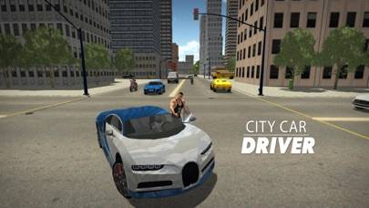 City Car Driver 2020 Walkthrough (iOS)