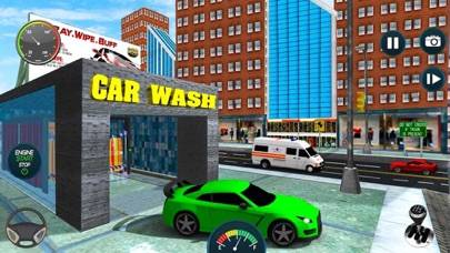 City Car Wash Gas Station Paid Walkthrough (iOS)