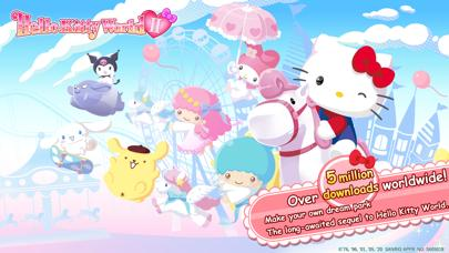 Hello Kitty World 2 Walkthrough (iOS)