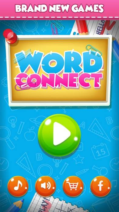 Word Connect Walkthrough (iOS)