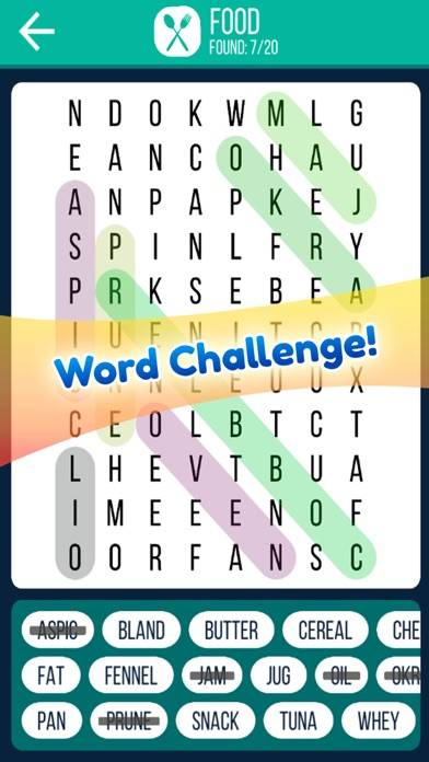 Word Search 2020 Walkthrough (iOS)