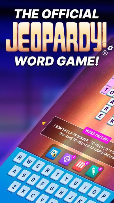 Jeopardy! Words Walkthrough (iOS)