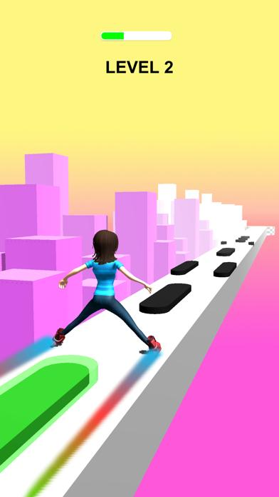 Slide Roller 3D Walkthrough (iOS)