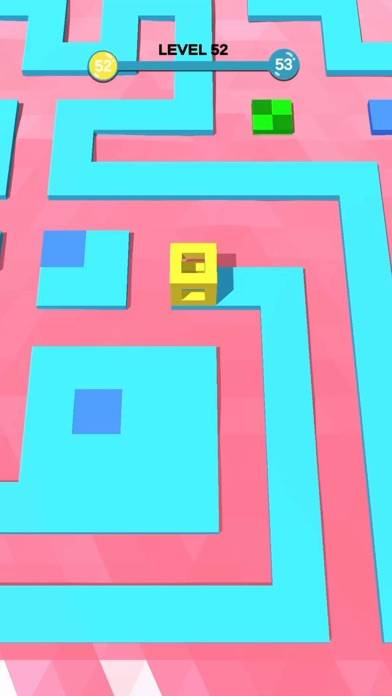 Rolling Cube! Walkthrough (iOS)