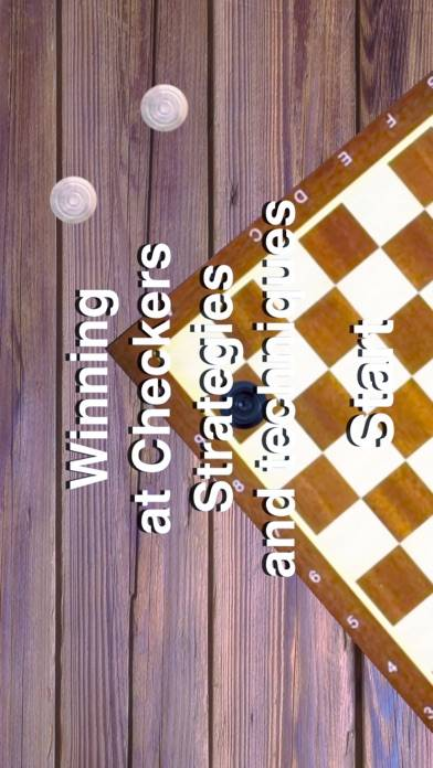 Winning at Checkers Walkthrough (iOS)