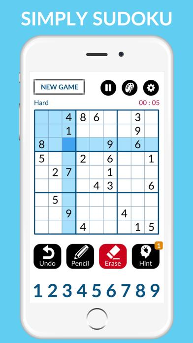 Sudoku Walkthrough (iOS)