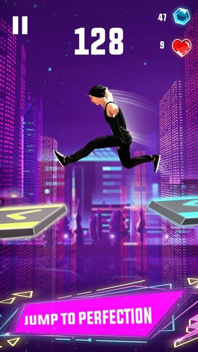 Sky Jumper: Running Game 3D Walkthrough (iOS)