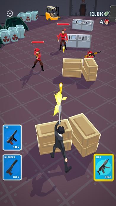Agent Action Walkthrough (iOS)