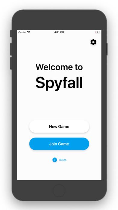 Spyfall plus • Mobile Walkthrough (iOS)