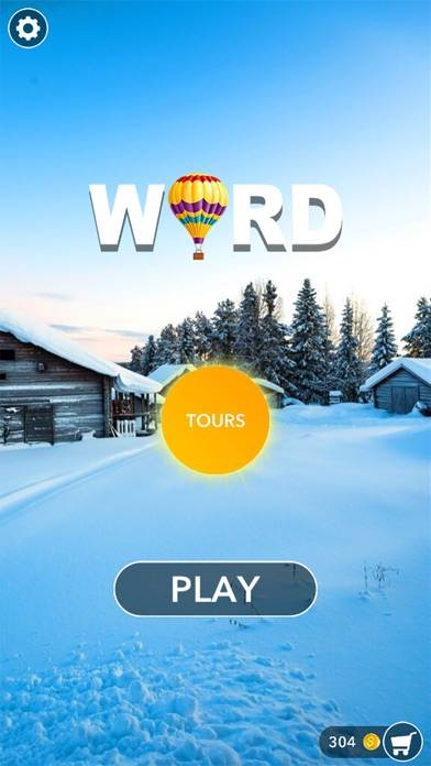 Word Tours Walkthrough (iOS)