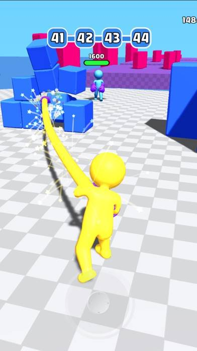 Curvy Punch 3D Walkthrough (iOS)
