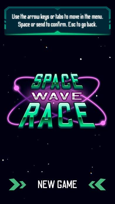 Space Wave Race Walkthrough (iOS)