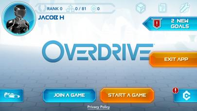 OverDrive 2.6 Walkthrough (iOS)