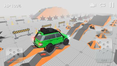 Test Driver: Off-road Style Walkthrough (iOS)