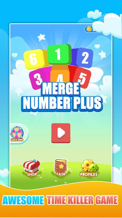 Merge Number Plus Walkthrough (iOS)