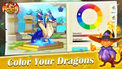 Dragon Tamer: Genesis Walkthrough (iOS)