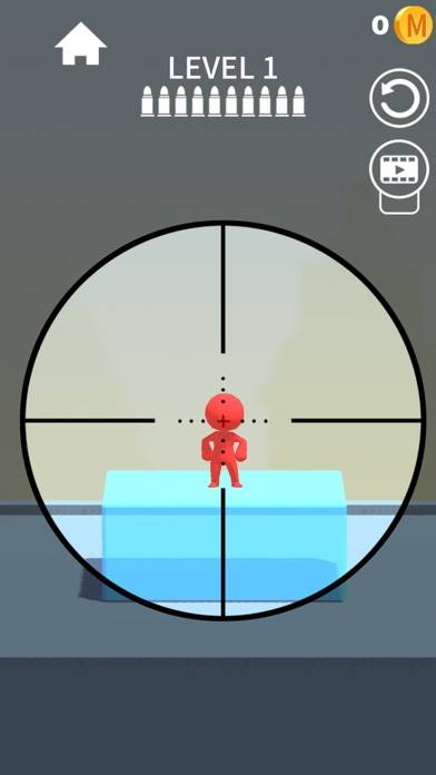 Pocket Sniper! Walkthrough (iOS)