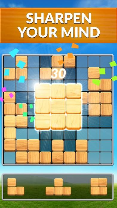Blockscapes Sudoku Walkthrough (iOS)
