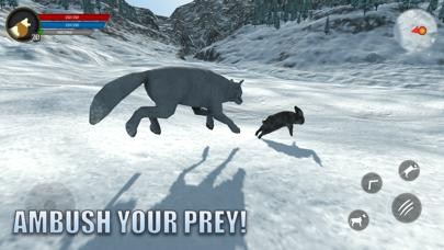 Arctic Wolf Survival Simulator Walkthrough (iOS)