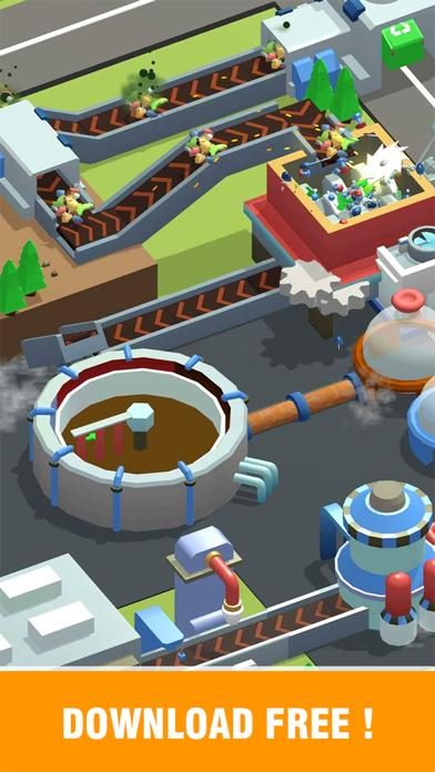Recycle Factory Walkthrough (iOS)