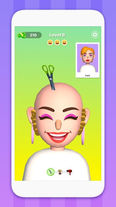 Haircut 3D! Walkthrough (iOS)