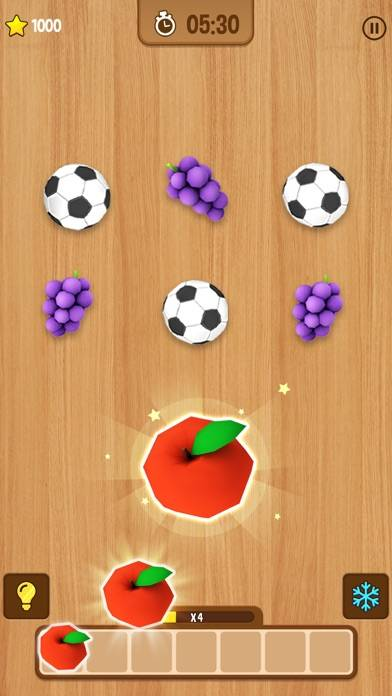 Match Triple 3D: Matching Tile Walkthrough (iOS)