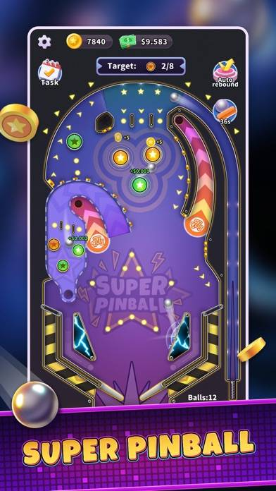 Super Pinball Walkthrough (iOS)