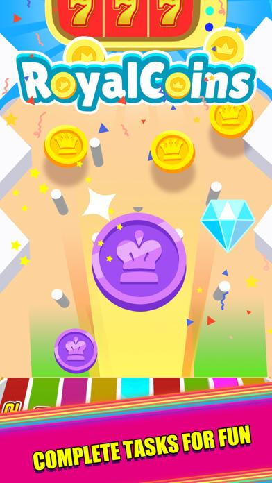 Royal Coins Walkthrough (iOS)