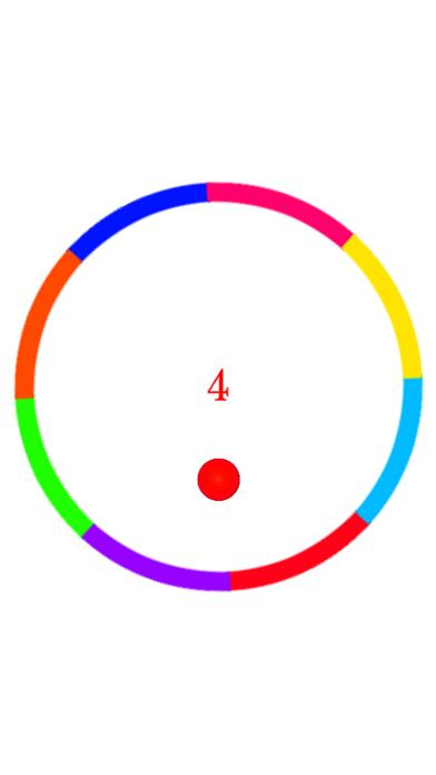 Color Match Circle! Walkthrough (iOS)