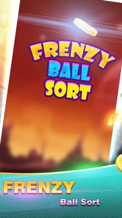 Frenzy Ball Sort Walkthrough (iOS)