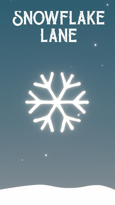 Snowflake Lane Walkthrough (iOS)