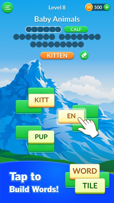 Word Tile Puzzle: Tap to Crush Walkthrough (iOS)
