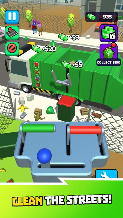 Garbage Truck 3D!!! Walkthrough (iOS)
