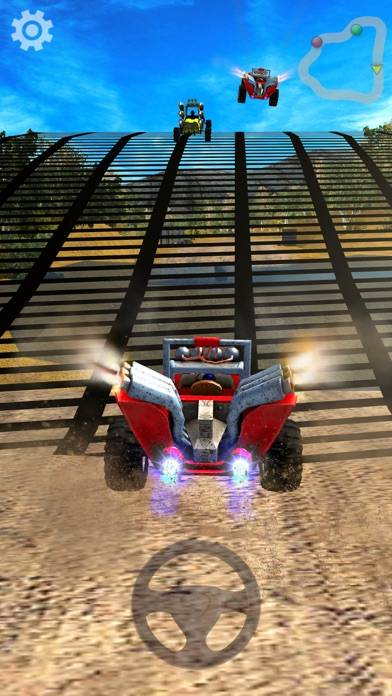 Offroad Racing Buggy Walkthrough (iOS)