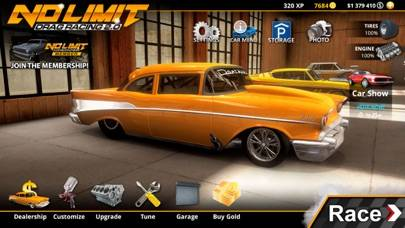 No Limit Drag Racing 2 Walkthrough (iOS)