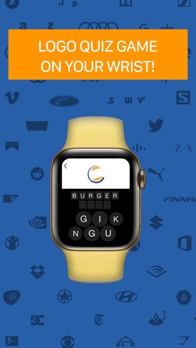 Logo Quiz for Watch Walkthrough (iOS)