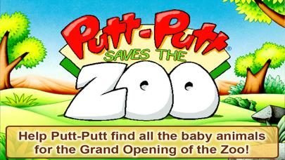 Putt-Putt Saves The Zoo Walkthrough (iOS)