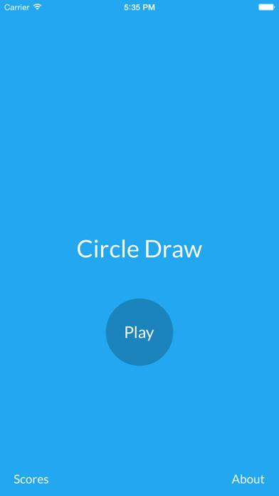 Circle Draw: Draw perfect circles Walkthrough (iOS)