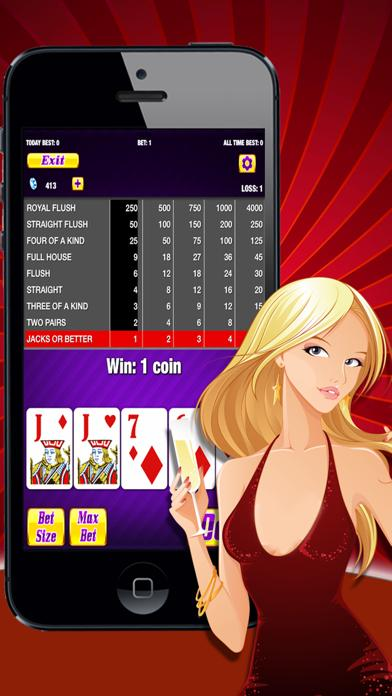 Adult Strip Poker Walkthrough (iOS)