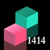 1414 Puzzle Square Review iOS