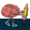 Pencil Brain IQ Puzzle Game Review iOS