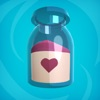 Sand Bottle Art Review iOS